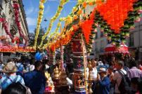 Fête de Ganesh à Paris