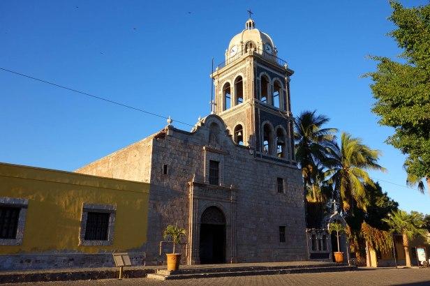 L'église de Loreto