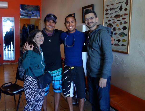Sergio et Alberto Espiritu & Baja tours