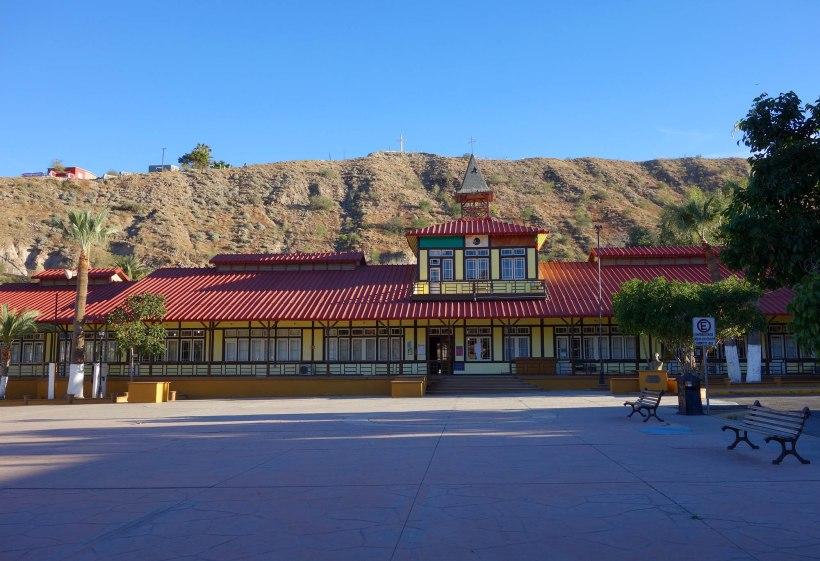 mairie santa Rosalia Baja