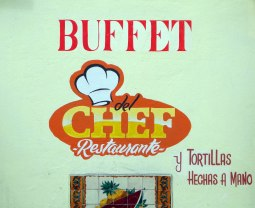 Buffet del Chef