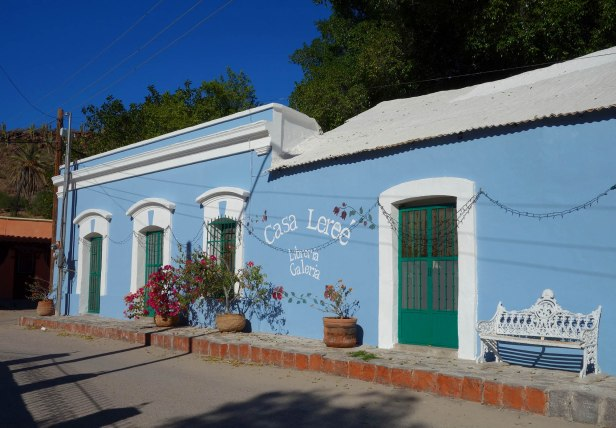 Casa Lérée San Ignacio