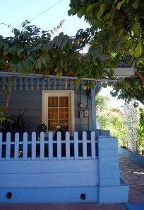 maison de bois santa Rosalia