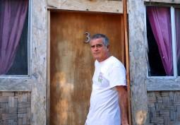 San Ignacio, Mexique : Armando notre hôte très attentionné et d'une grande gentillesse.