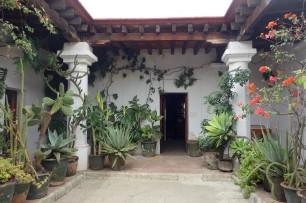 patio iago oaxaca