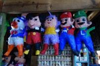 piñatas mickey mario donald