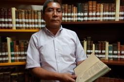 Oaxaca, Mexique : Jaime, le bibliothécaire passionné.