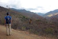 A nous les montagnes de San Agustin ! Il y en a pour des heures de balade.